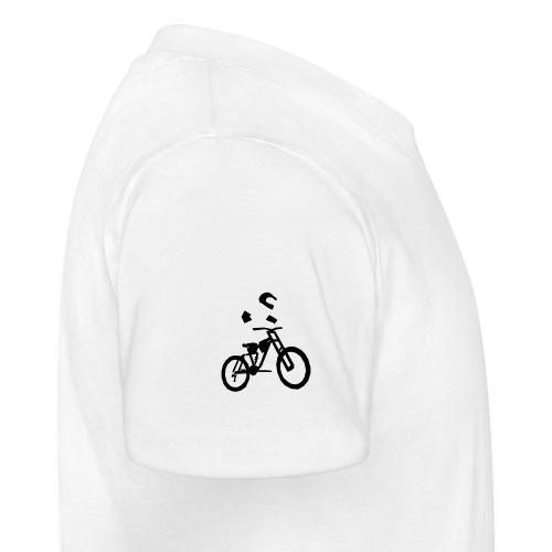 Biker bottle - Kids' T-Shirt