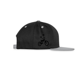 Biker bottle - Contrast Snapback Cap