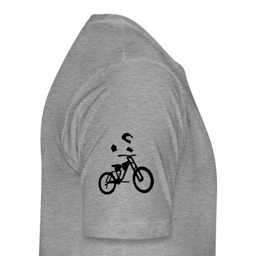 Biker bottle - Men's Premium T-Shirt