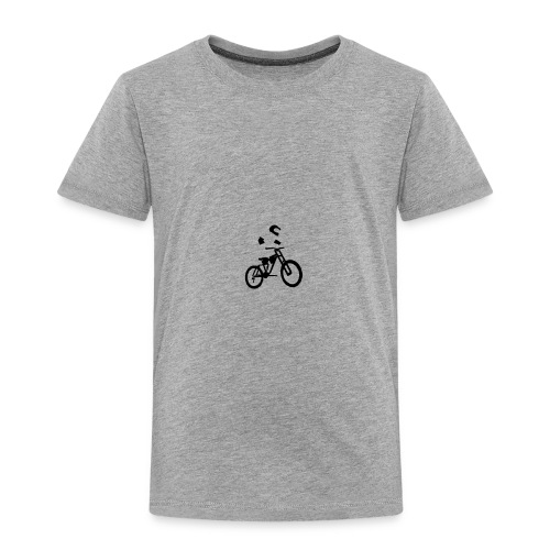 Biker bottle - Kids' Premium T-Shirt