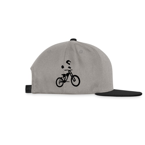 Biker bottle - Snapback Cap