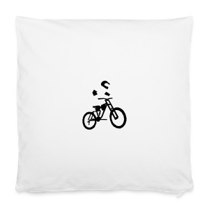 Biker bottle - Pillowcase 40 x 40 cm