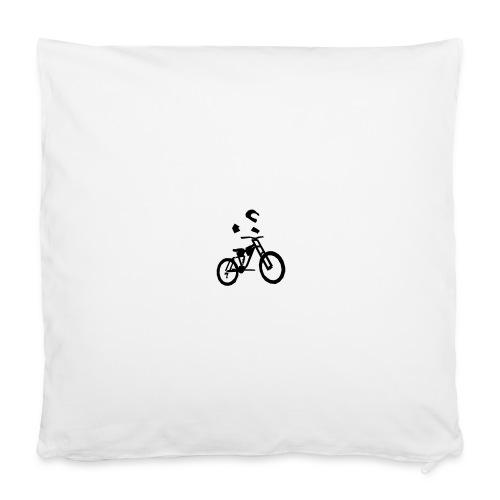"Biker bottle - Pillowcase 16"" x 16"" (40 x 40 cm)"