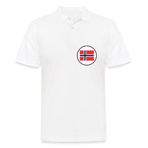 Fotballtrøye - Poloskjorte for menn