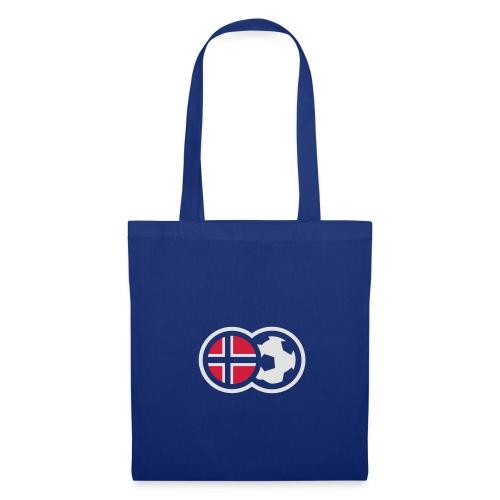 Norsk fotball - Stoffveske