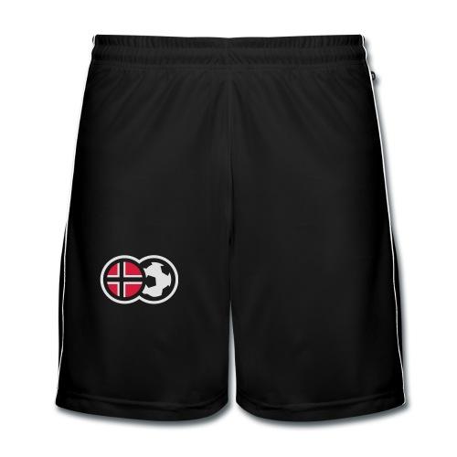 Norsk fotball - Fotballshorts for menn