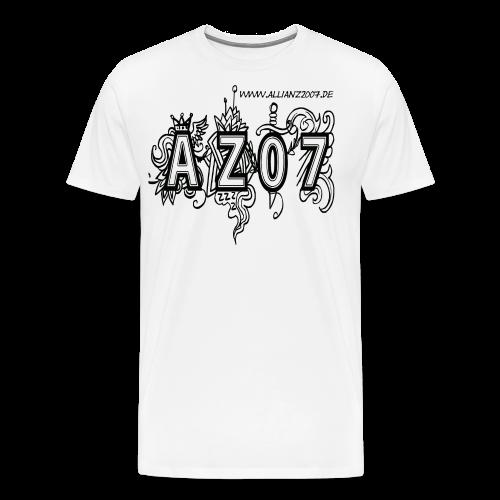 Allianz Easy-Fan Shirt - Männer Premium T-Shirt