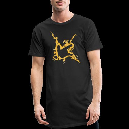ILY-Handzeichen - Männer Urban Longshirt