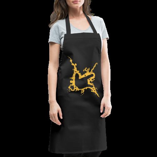 ILY-Handzeichen - Kochschürze