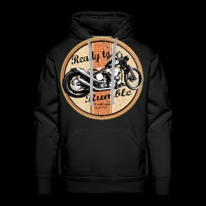 Ready to Rumble - Men's Premium Hoodie