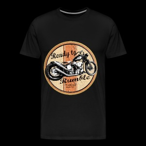 Ready to Rumble - Men's Premium T-Shirt