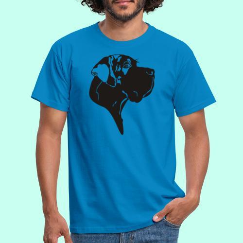 Tragetasche blau - Männer T-Shirt
