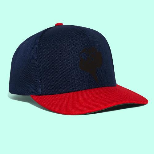 Tragetasche blau - Snapback Cap