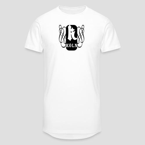 et kölsche K - Männer Urban Longshirt