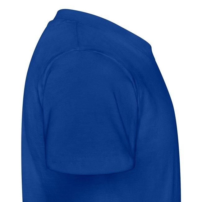 Sabberlatz Sweatshirt mit hellblauem Motiv