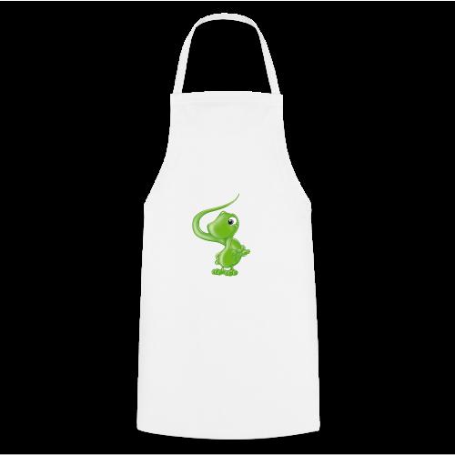 ILY Eidechse - Kochschürze