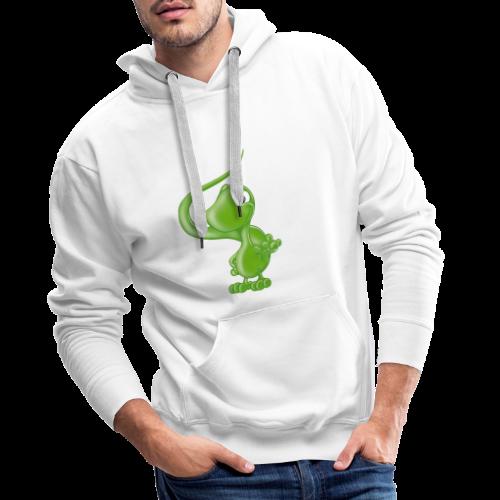 ILY Eidechse - Männer Premium Hoodie