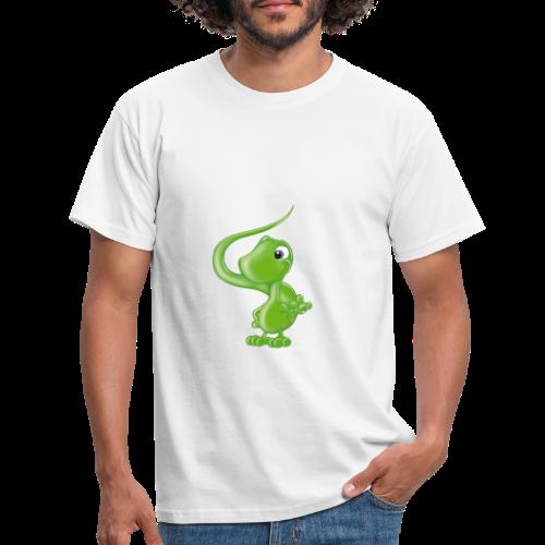 ILY Eidechse - Männer T-Shirt