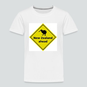 Tasse New Zealand ahead - Kinder Premium T-Shirt
