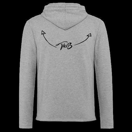 Taub - Leichtes Kapuzensweatshirt Unisex