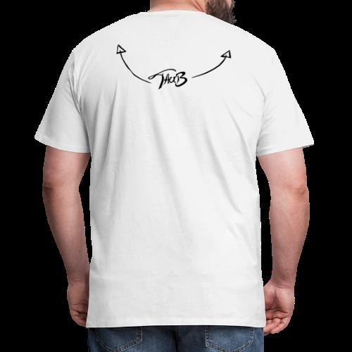 Taub - Männer Premium T-Shirt