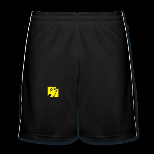 Motive auf Ärmel (MOTIVAUSWAHL) - Männer Fußball-Shorts