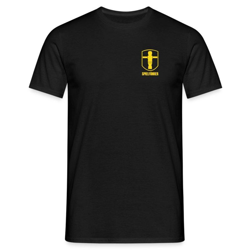Shirt Spielführer Brust - Männer T-Shirt