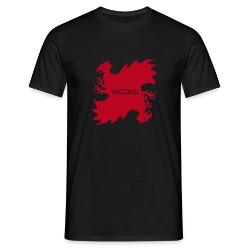 Waltari Torcha Black T - Men's T-Shirt