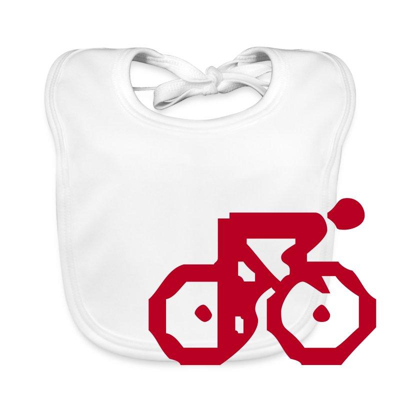 Radler Babylätzchen - Baby Bio-Lätzchen