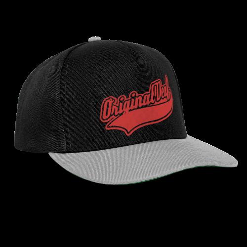 Original Deaf - Snapback Cap