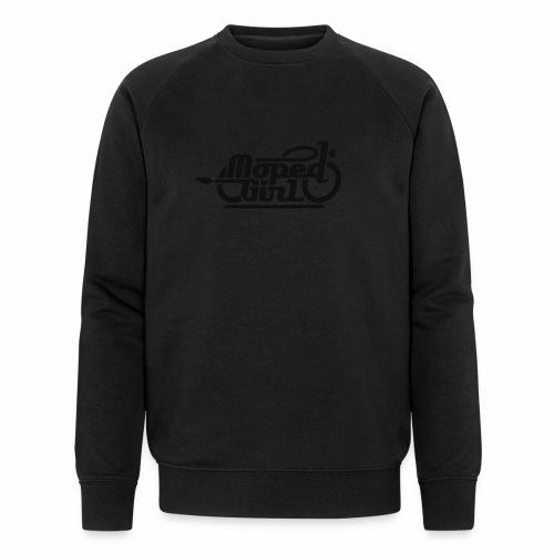 Moped Girl / Mopedgirl (V1) - Männer Bio-Sweatshirt von Stanley & Stella