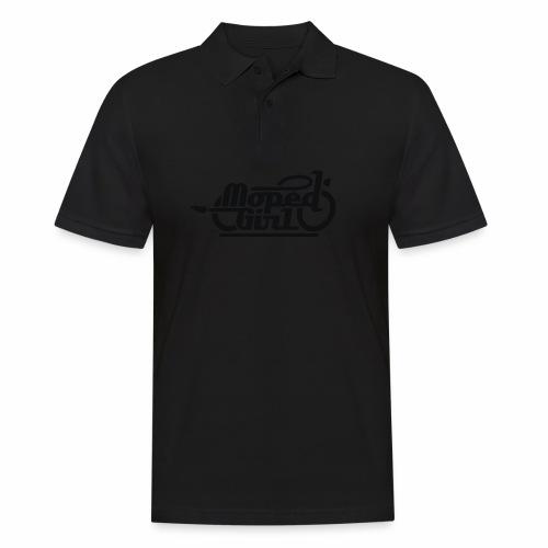Moped Girl / Mopedgirl (V1) - Men's Polo Shirt