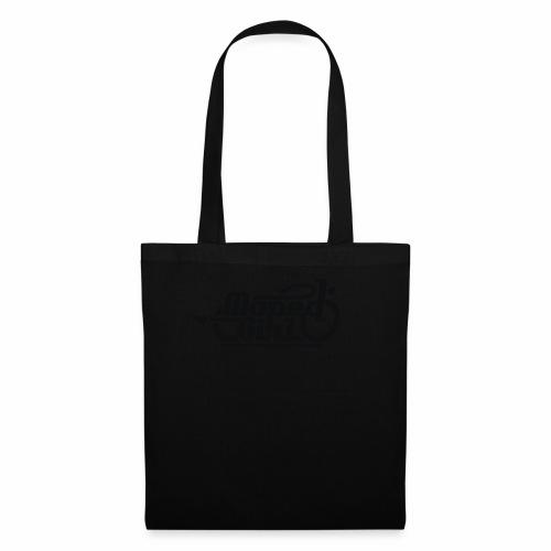 Moped Girl / Mopedgirl (V1) - Tote Bag
