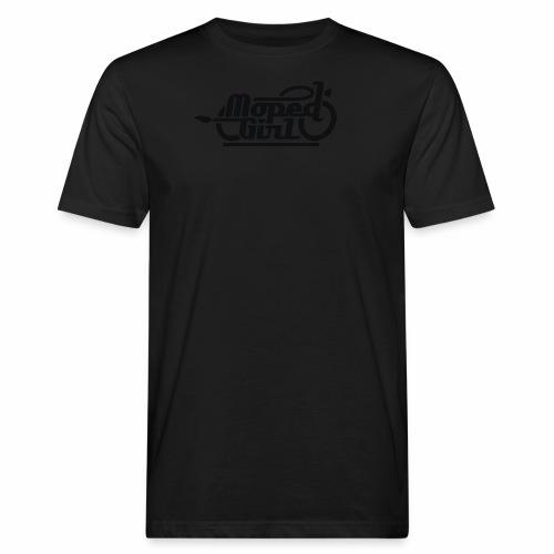 Moped Girl / Mopedgirl (V1) - Männer Bio-T-Shirt
