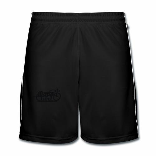 Moped Girl / Mopedgirl (V1) - Männer Fußball-Shorts