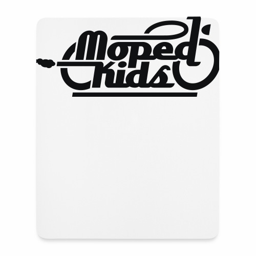 Moped Kids / Mopedkids (V1) - Mouse Pad (vertical)