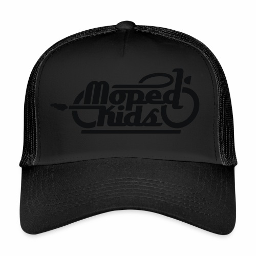Moped Kids / Mopedkids (V1) - Trucker Cap