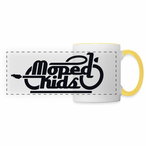 Moped Kids / Mopedkids (V1) - Panoramic Mug