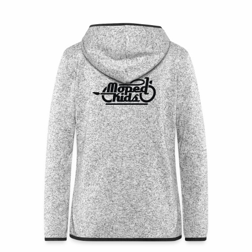 Moped Kids / Mopedkids (V1) - Women's Hooded Fleece Jacket