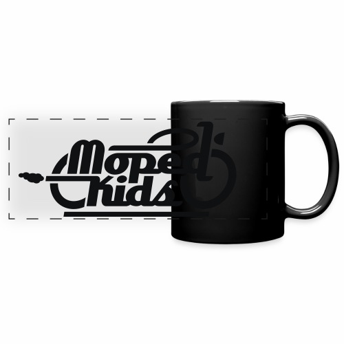 Moped Kids / Mopedkids (V1) - Full Color Panoramic Mug