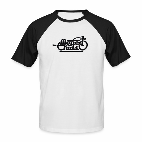 Moped Kids / Mopedkids (V1) - Men's Baseball T-Shirt