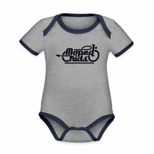 Moped Kids / Mopedkids (V1) - Organic Baby Contrasting Bodysuit