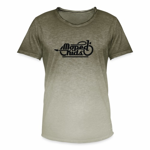 Moped Kids / Mopedkids (V1) - Men's T-Shirt with colour gradients