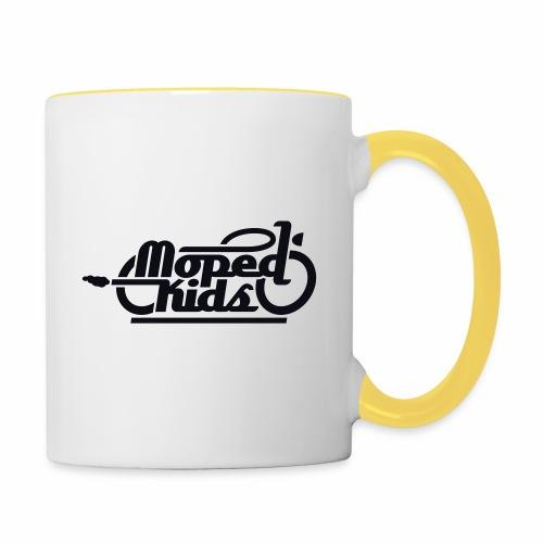 Moped Kids / Mopedkids (V1) - Contrasting Mug