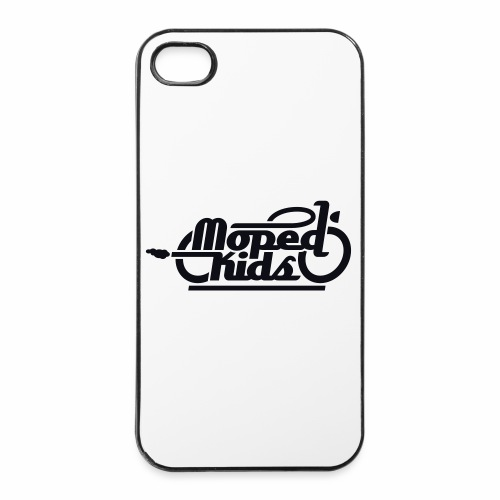 Moped Kids / Mopedkids (V1) - iPhone 4/4s Hard Case