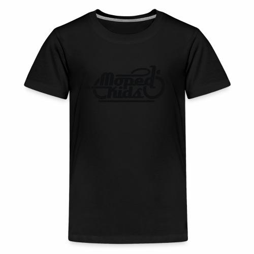 Moped Kids / Mopedkids (V1) - Teenager Premium T-Shirt