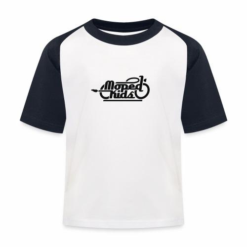 Moped Kids / Mopedkids (V1) - Kinder Baseball T-Shirt