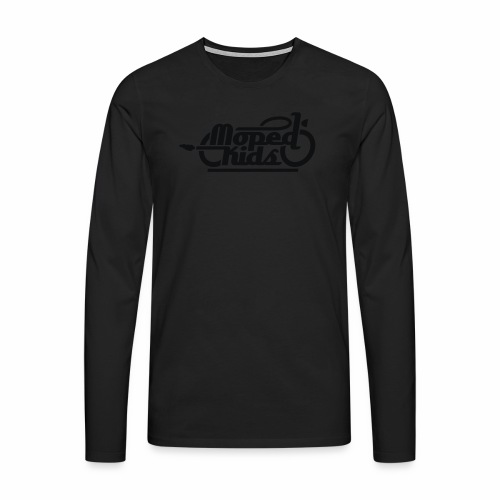 Moped Kids / Mopedkids (V1) - Men's Premium Longsleeve Shirt