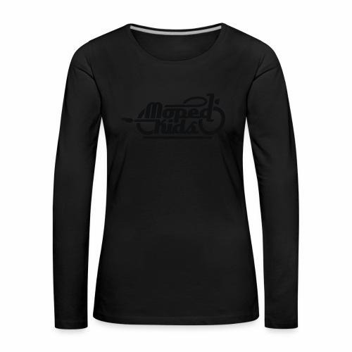 Moped Kids / Mopedkids (V1) - Frauen Premium Langarmshirt
