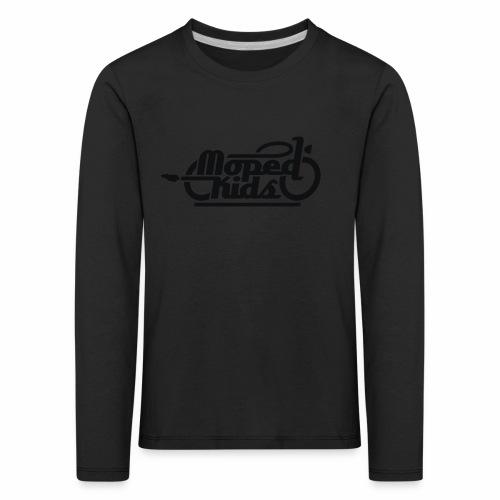 Moped Kids / Mopedkids (V1) - Kids' Premium Longsleeve Shirt